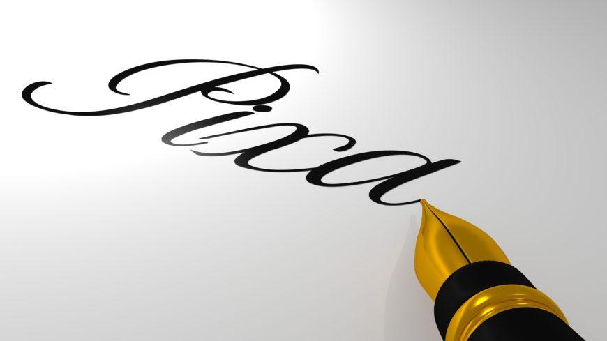 calligraphy-1110125_1920